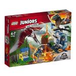 LEGO Juniors Jurassic World Pteranodon Escape 10756