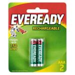 Eveready Recharge Batteries AAA 2 Pack