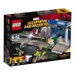 LEGO Super Heroes Spider-Man ATM Heist Battle 76082