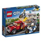 LEGO City Tow Truck Trouble 60137