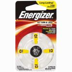 Energizer Hearing Aid Battery AZ10 4 Pack