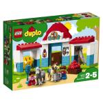 LEGO Duplo Farm Pony Stable 10868
