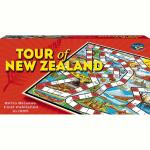 Tour of New Zealand Game Multi-Coloured