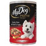 My Dog Home Recipe Beef 400g