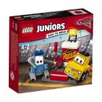 LEGO Juniors Guido and Luigi\'s Pit Stop 10732