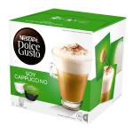 Nescafe Capsules Soy Cappuccino 16 Pack
