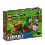 LEGO Minecraft The Melon Farm 21138