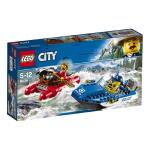 LEGO City Wild River Escape 60176