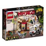 LEGO Ninjago City Chase 70607