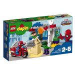 LEGO Duplo Marvel Spider-Man and Hulk Adventures 10876