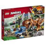 LEGO Juniors Jurassic World T-Rex Breakout 10758