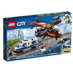LEGO City Sky Police Diamond Heist 60209