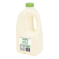Cow & Gate Trim Light Green Milk 2L