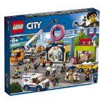 LEGO City Donut Shop Opening 60233