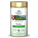 Organic India Tulsi Green Tea loose 100g