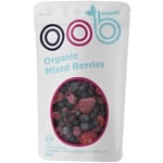 Oob Organic Mixed Frozen Berries 1kg Bulk