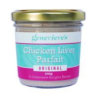 Genevieve's Orginal Chicken Liver Parfait 100g