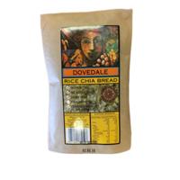 Dovedale Rice Chia Bread 640g