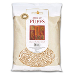 Millet Good Morning Organic Puffs 175g