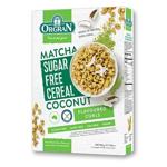 Orgran Matcha Coconut Cereal 200g