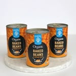 Chantal Organic Baked Beans 3 Can Deal