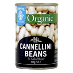 Chantal Cannellini Beans Can 400g