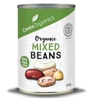 Ceres Organics Mixed Beans Can 400g