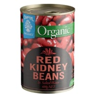 Chantal Organic Red Kidney Beans Can 400g