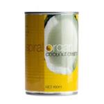 Spiral Foods Organic Coconut Cream Can 400ml