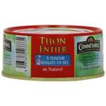 Connetable Yellow Fin Tuna in Brine 160g