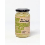Be Nourished Raw Sauerkraut Just Kraut 700g
