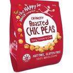 The Happy Snack Company Tomato & Chilli Chickpeas 200g