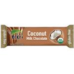 Oskri Organic Coconut Milk Chocolate Bar 53g