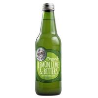 Phoenix Organic Lemon Lime & Bitters 330ml