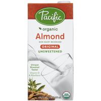 Pacific Foods Unsweetened Almond Milk 946ml