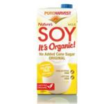 Pure Harvest Organic Original Soy Milk 1L