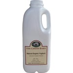The Cheese Barn Cheese Barn Natural Organic Yoghurt 1L