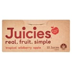 Tasman Bay Juicies Combo Fruit Juice 10pk