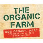 Organic Farm Beef Burgers 8 Pack