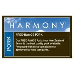 Harmony Frozen Free Range Pork Belly 500g