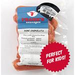 Franks Frozen Pork Chipolata 8 Pack 260g