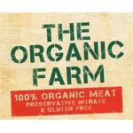 Organic Farm Frozen Beef Sausages Balsamic Mustard 400g