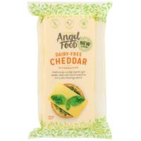 Angel Food Dairy-Free Cheddar Alternative 300g