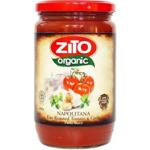 Zito Napolitana Fire Roasted Garlic Sauce 690g