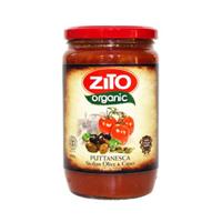 Zito Organic Puttanesca Pasta Sauce 690ml