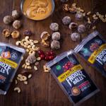Frooze Balls Nut Butter Centre Salted Caramel 140g