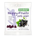 Seitenbacher Happy Fruits Vegan Gummies Blackcurrant 85g