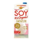 Pure Harvest Lite Low Fat Soy Milk 1L