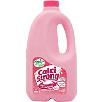 Meadow Fresh Calci Strong Strawberry Milk 2l