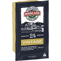 Mainland Cheddar Masters Vintage 250g